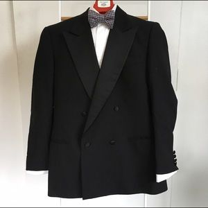 Lanvin Other - Lanvin Mens Double Breasted Tuxedo