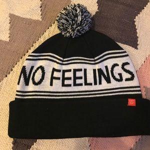 Lazy Oaf Accessories - Lazy Olaf No Feelings Hat