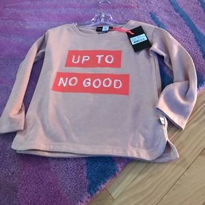 Molo Other - Rachel Up to No Good Jersey Tee
