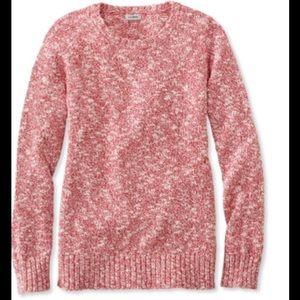 L.L. Bean Sweaters - L.L.Bean raglan cotton sweater/jersey 💯 cotton