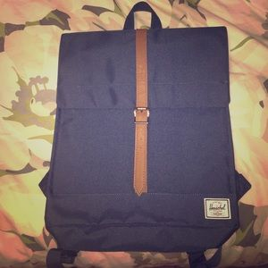 Herschel Supply Company Handbags - NWOT Herschel City Mid-Volume Navy backpack