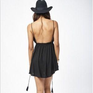 Indah Dresses & Skirts - Indah Tahini Dress