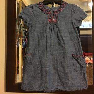 Carter's Other - Never been worn 12 month old Chambray dress.