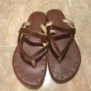 Matt Bernson Shoes - 🐆Matt Benson Cheetah Sandles🐆