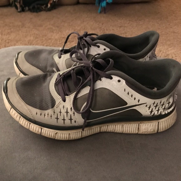 61 off nike shoes black and gray nike free run 30 from
