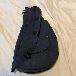 Ameribag Handbags - Large blue Ameribag