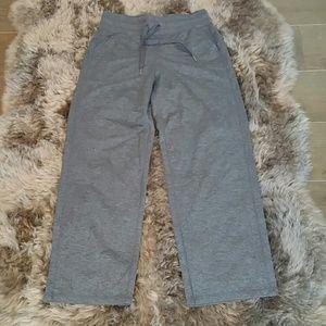 tek gear Pants - TEK Gear On-The-Go grey knit pants - sz M