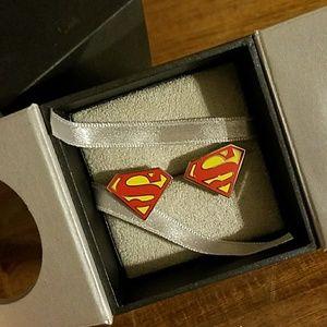 Cufflinks Inc. Other - Superman Cuff Links