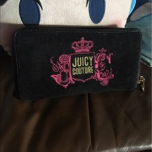 Juicy couture wallet (Used)