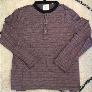 Billy Reid Other - Billy Reid long sleeve Henley size large