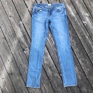 Bayla Skinny Jeans / Size 9/10 Long