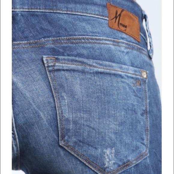 72 off mavi denim serena super skinny jeans in used r. Black Bedroom Furniture Sets. Home Design Ideas