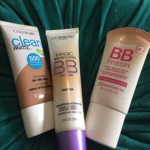 Other - 3 BB Creams