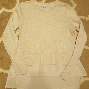 Jennifer Lopez Shimmer Sweater
