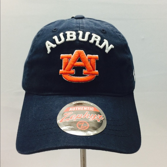 a385eee0073 45% off Zephyr Accessories Auburn Dad Style Hat By