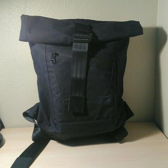 Modern Industry Drive  Rolltop Backpack. M 590fd86ad14d7b217e0d794a 420cbf721dcd4