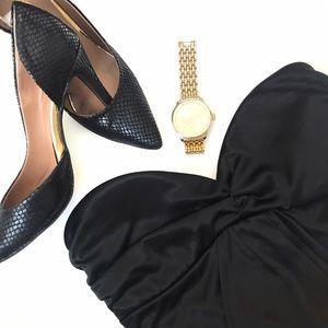 Ruby Rox Dresses & Skirts - Strapless Black Dress