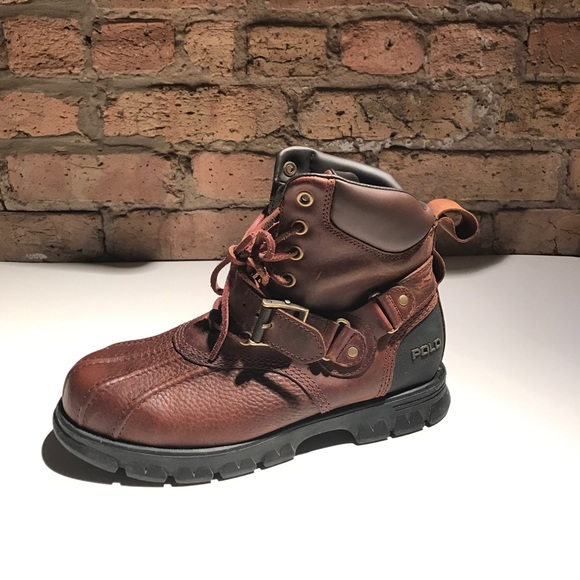 mens polo work boots - 59% OFF