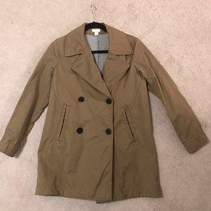J.Crew Factory trench coat