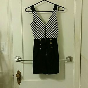 one peice club outfit