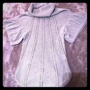 Bcbg cowl neck sweater