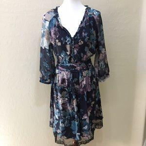 Massimo Dutti Dresses & Skirts - Massimo Dutti Floral Dress