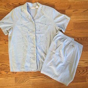 Koret Pants - SALE TODAY!!!    Vintage Blue pant suit