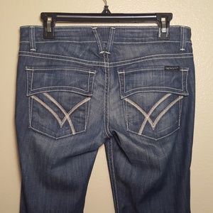 William Rast Denim - William Rast sz 27 straight leg jeans excellent