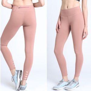 Twilight Gypsy Collective Pants - Blush Yoga Workout Pants