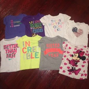 Nike Other - Girls Short sleeve 3T t-shirts