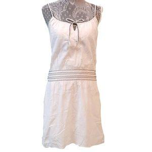 ANN TAYLOR LOFT summer lined cotton sun dress