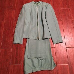 Linda Allard Ellen Tracy size 12 women's pantsuit