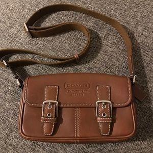 Sale! Genuine Leather Coach bag