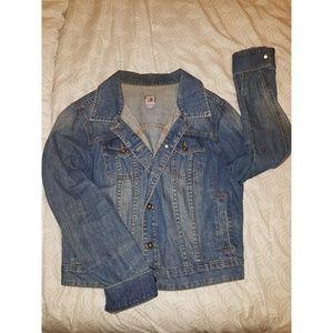 jcpenney Jackets & Blazers - Women's Denim (Jean) Jacket