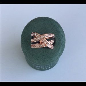 Boutique Jewelry - Rose Gold Infinite Matrix Ring