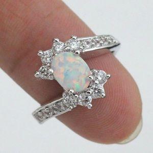 Kay Jewelers Jewelry - Opal Ring