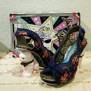 Irregular Choice Little Puss Cat Heels