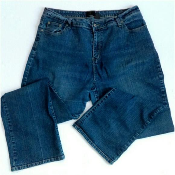 Ashley Stewart Denim - ⬇Plus Size Blue Jeans
