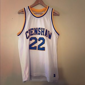 Quincy McCall #22 basketball jersey