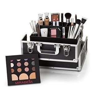 Mirabella Makeup Artist Pro Box & Makeup