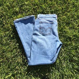Lucky Brand Denim - Levi's 515 Boot Cut Jeans