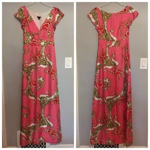 J.crew Collection dress, 100% Italian Silk
