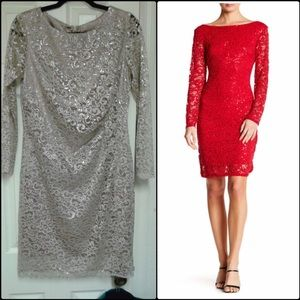 Marina Rinaldi Dresses & Skirts - New Grey/silver Dress