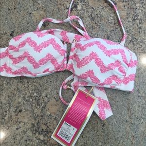 Lilly Pulitzer for target NWT bikini top
