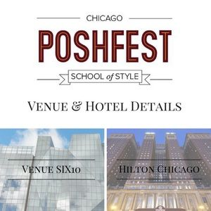 Other - PoshFest 2017 Hotel and Venue revealed!