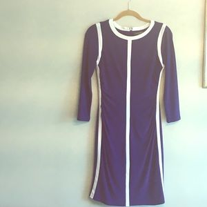 Royal blue Ralph Lauren dress