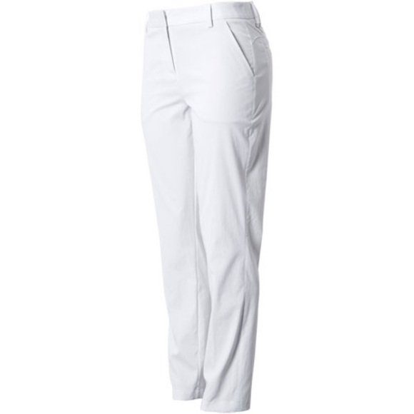 b66c75e2f Puma Pants | Womens New White Golf Pant | Poshmark