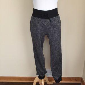 RBX Pants - RBX gray marled fleece joggers sz M