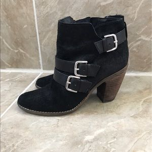 Dolce Vita Black Booties