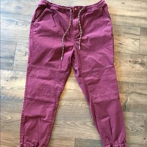 Without Walls Other - Without Walls - Jogger - Maroon - XL